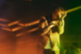 Radiohead, Thom Yorke, Atoms for Peace, Double Exposure, Overlays, Experimental Photography, Digital Photography, Concert Photography, Music Photography, Corgam, Synesthesia