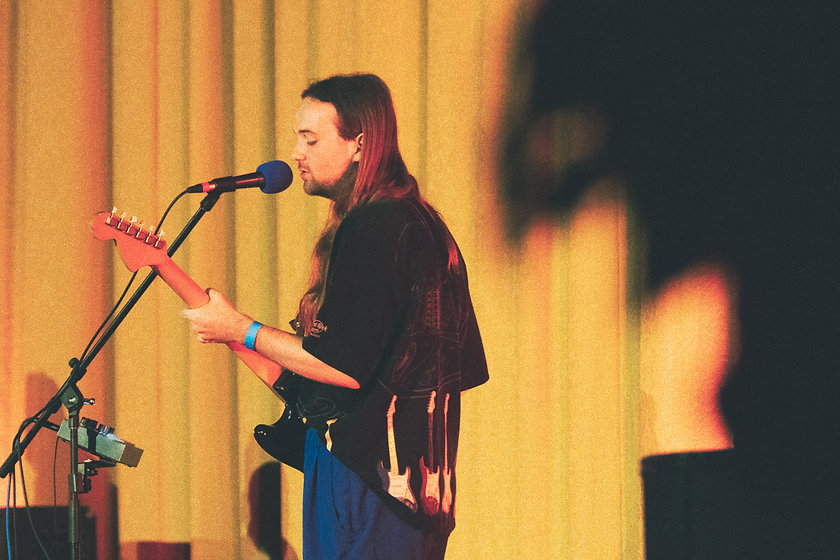 Connan Mockasin, The Castro Theater, Corgam, Synesthesia