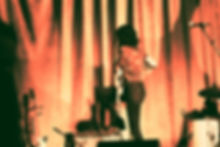Sade Sanchez, L.A. Witch, Vox Guitar, Synesthesianow, Corgam