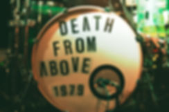 Death from Above 1979, DFA 1979, Sebastien Grainger, Corgam, Synesthesia