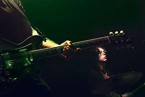 Alex Lahey, Corgam, Rickshaw Stop, Fender Mustang, Concert Photography, Documentary Photography