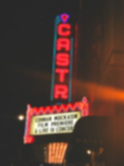 Connan Mockasin, The Castro Theater, Corgam, Synesthesia