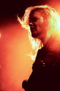 The Kills, Alison Mosshart, Contrast, Backlight, Concert Photography, Music Photography, Blood Orange