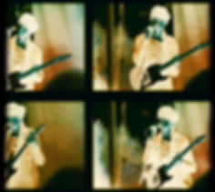 Negative, Contact Sheet, Will Toledo, Car Seat Headrest, Corgam, Synesthesianow