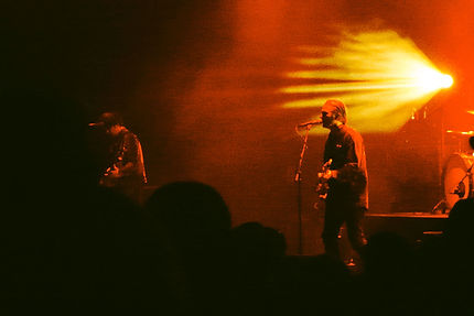 Robert Levon Been, Peter Hayes, Black Rebel Motorcycle Club, Synesthesianow, Corgam, Documentary Photography, Music Photojournalist, The Independent