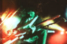 CRX, Nick Valensi, The Strokes, Fender Telecaster, Fans, Front Row, Light Leaks, Experimental Photography, Shredder