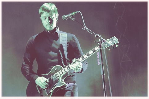 Interpol, Paul BankSynesthesia, Corgam, Experimental Concert Photography,