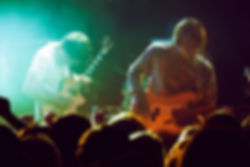 The Orwells, Contrast, Silhouette, Photochronicle; Photojournalism; Photography; Digital Photography; Photoedit; Music Photography; Live Music; Photograder; Colorist; Color Grader, Corgam, Synesthesia.