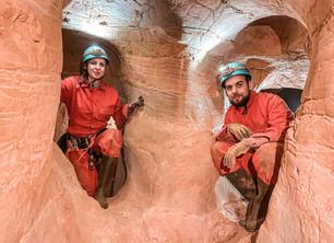 La grotte de Montou, une expérience en spéléologie complète