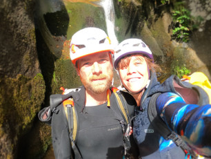 Canyon de Brescany - une descente sauvage au coeur du Vallespir