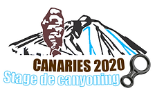 Stage de canyoning aux Canaries