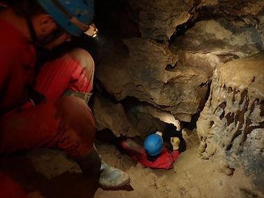 Traversée Aven Pérez - Grotte d'En Cassa - Spéléologie Pyrénées Orientales