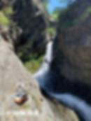 Canyoning Taurinya Pyrénées Orientales 66