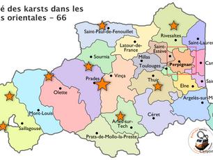 Les Pyrénées Orientales : un département très riche pour une pratique variée de la spéléologie