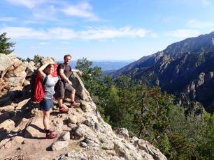 Septembre : le mois idéal pour faire un canyon à la journée