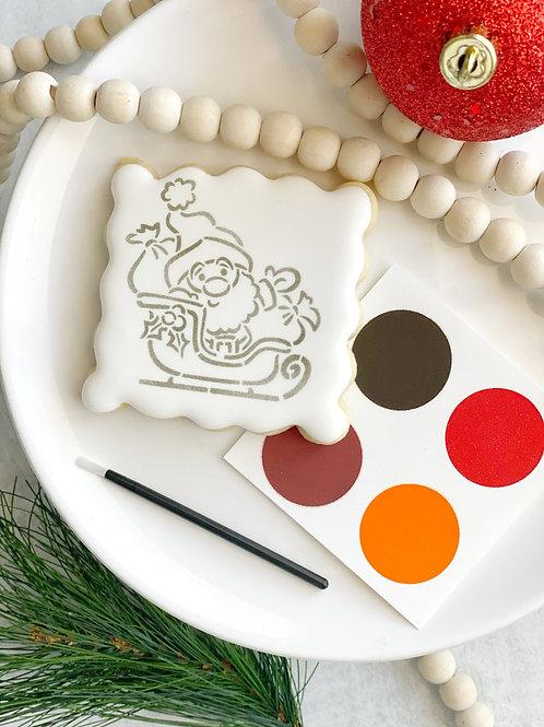 Santa PYO (paint your own)