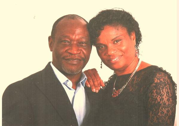Pastor Ayo and Pastor Titi Oloruntoba