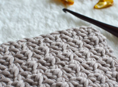 How To Crochet The Spider Stitch (US Terms)