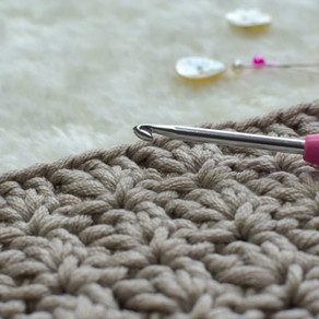 How To Crochet The Primrose Stitch (US Terms)