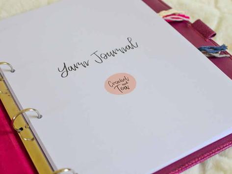 Introducing the Yarn Journal