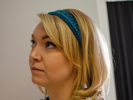 Star Headband Crochet Pattern