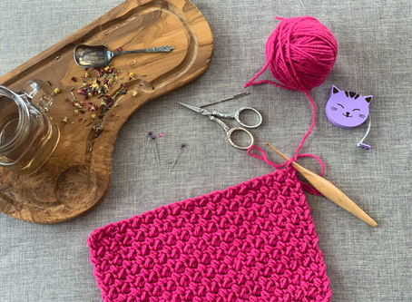 How To Crochet The Mini Bean // Elizabeth Stitch (US Terms)
