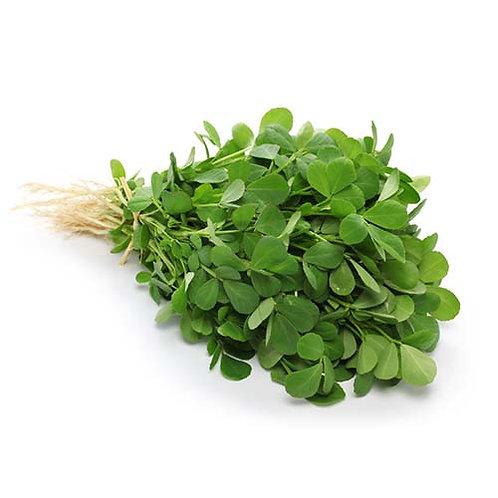 Fenugreek Leaves - हरी मैथी