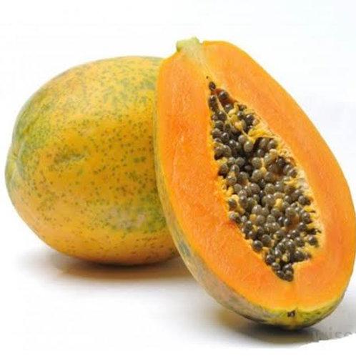 Papaya - and It's sweet & Fresh