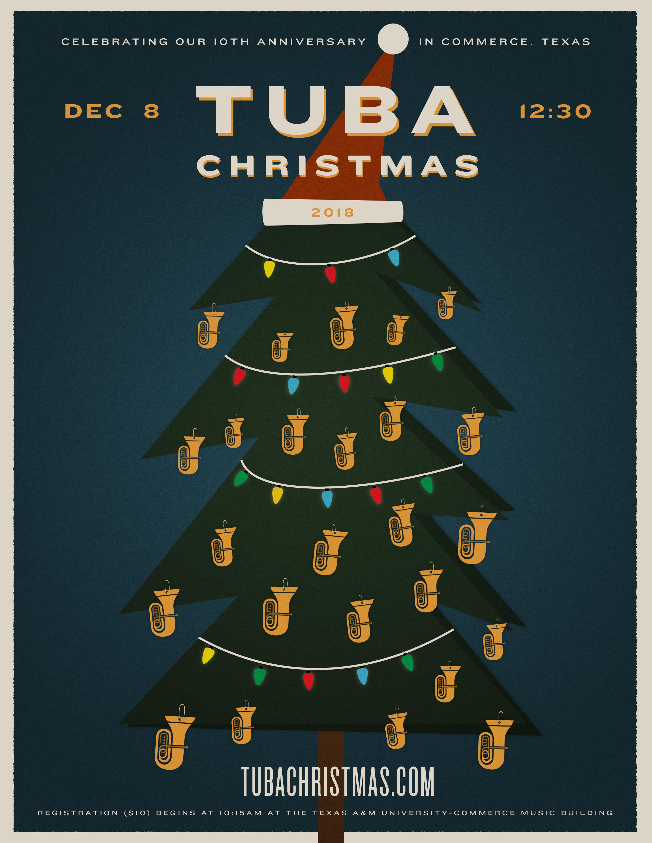 TUBA CHRISTMAS 2018 SMALL