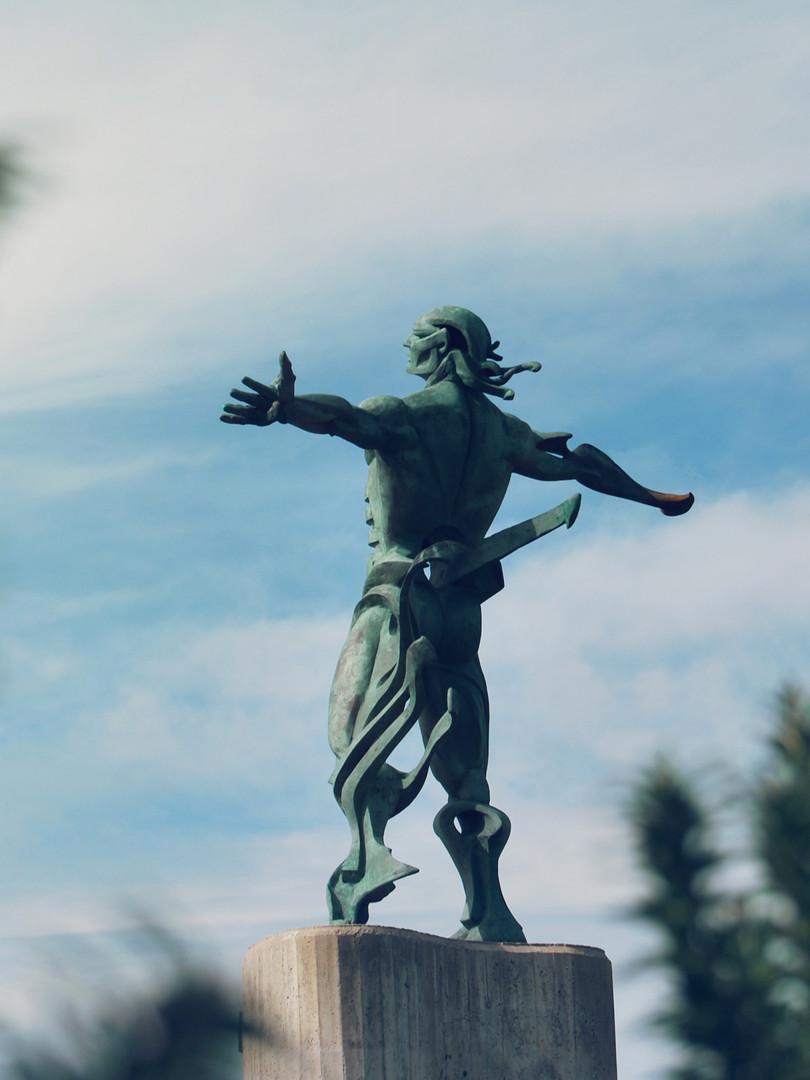 """""""Estatua de los vientos"""""""