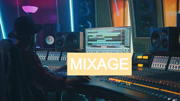 Mixage audio en ligne