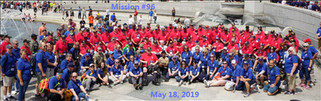 Mission #96 Photos - May 18, 2019