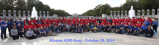 Mission #100-Gray Photos - October 19, 2019