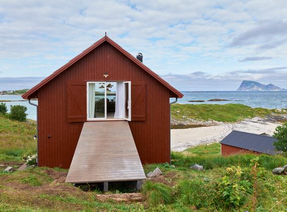 Eventyrlige Sommarøy