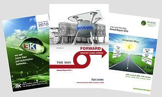 Annual report translation แปลรายงานประจำปี
