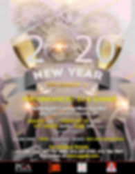 New Year Eve 2020 - Poster 12 x 18 - LR.