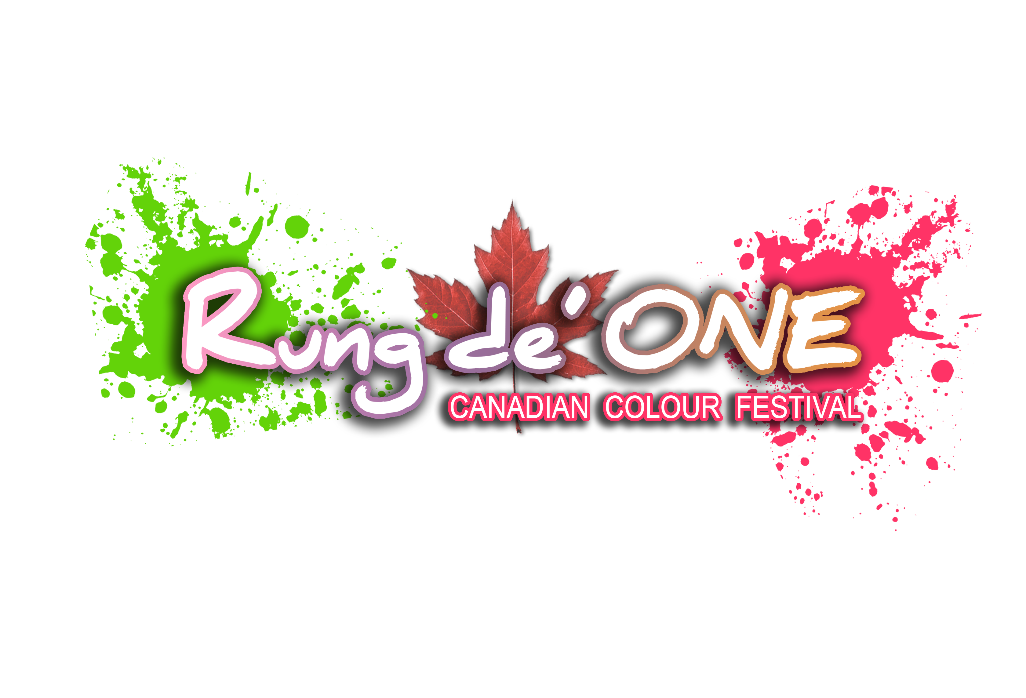 Canadian Colour Festival #RungDeONE