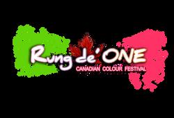 Canadian Colour Festival #RungDeONE