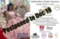 Wedding Expo Flyer 2020 - Creative 2 - P