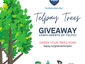 Telpay Trees Spring 2021 Campaign
