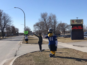 Community Clean-up in Southdale and Southland Park