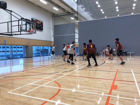 Wellness Grant for Winnipeg Minor Basketball Association