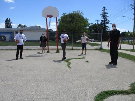 Collège Béliveau to receive basketball court upgrades