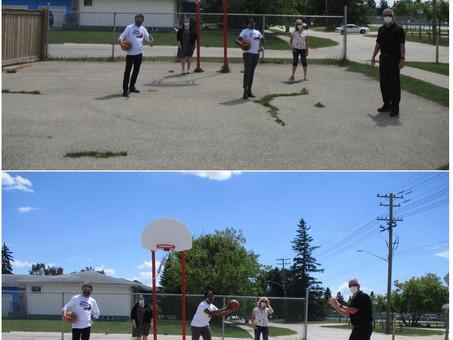 Collège Béliveau set to receive a basketball court upgrade!