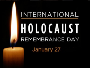 January 27, 2021 - International Day of Commemoration in memory of the victims of the Holocaust
