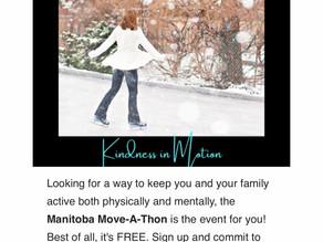 Wellness grant for manitoba Marathon