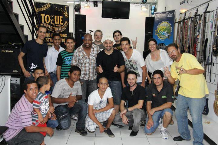 Workshop em Capivari