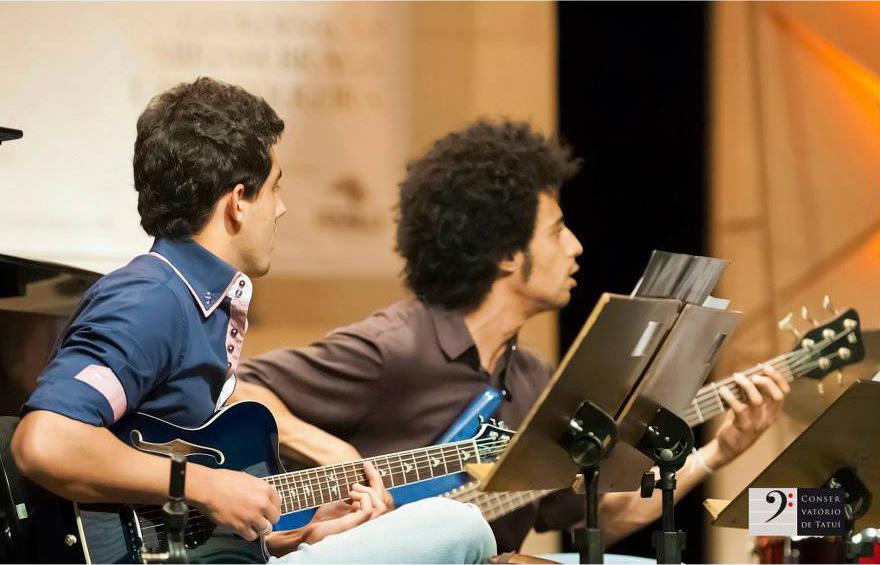 Big Band Jovem Tatuí.