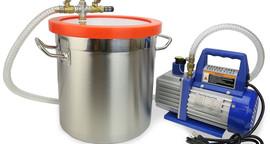 Silicone Vacuum Chamber
