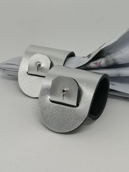 Servetring, zilver. K103.